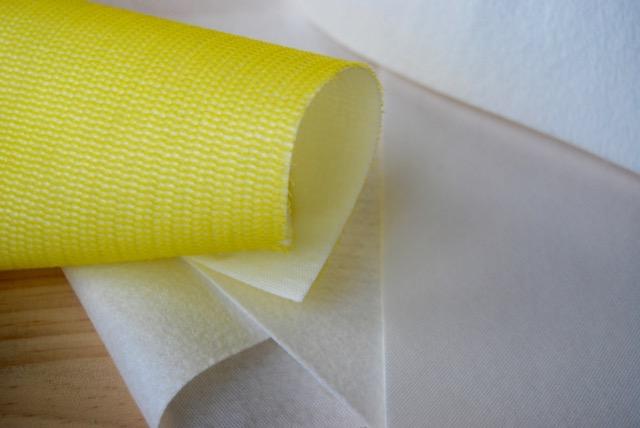 Combinados de peel ply, malla, film perforado y manta de absorción