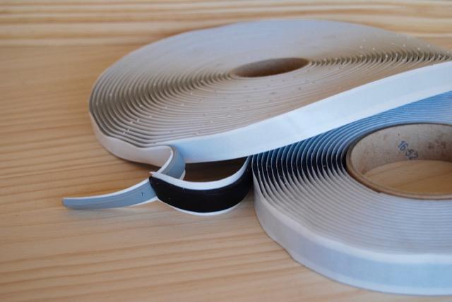 Masilla de sellado / tacky tape