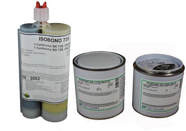 Adhesivos epoxy